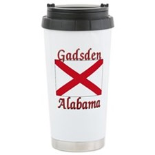 Gadsden Alabama Travel Mug
