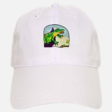 Alligator Baseball Baseball Cap