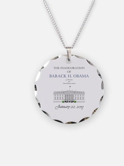 Inauguration of Barack H. Obama 2013 Necklace