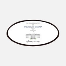 Inauguration of Barack H. Obama 2013 Patches