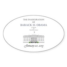 Inauguration of Barack H. Obama 2013 Decal