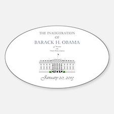 Inauguration of Barack H. Obama 2013 Decal