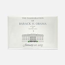 Inauguration of Barack H. Obama 2013 Rectangle Mag