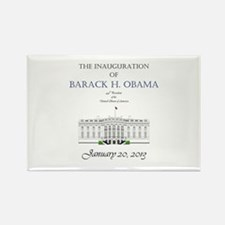 Inauguration of Barack H. Obama 2013 Rectangle Mag