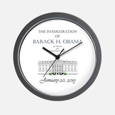 Inauguration of Barack H. Obama 2013 Wall Clock