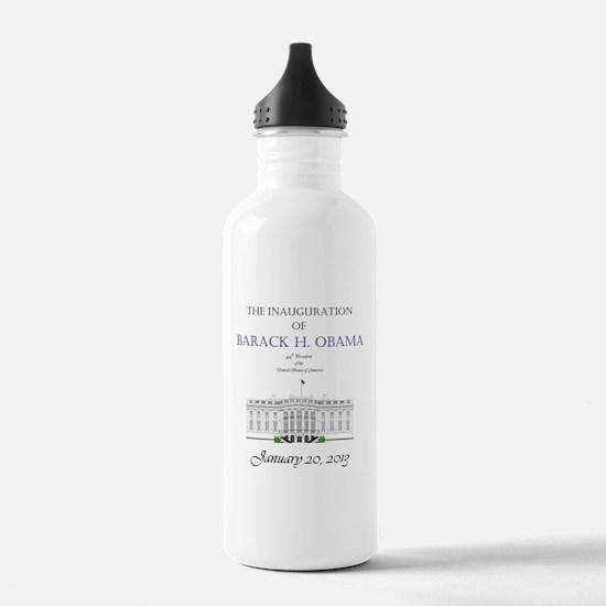 Inauguration of Barack H. Obama 2013 Water Bottle