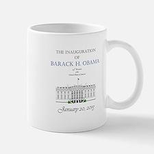 Inauguration of Barack H. Obama 2013 Mug
