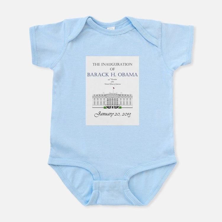 Inauguration of Barack H. Obama 2013 Infant Bodysu