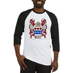 Weiher Coat of Arms Baseball Jersey