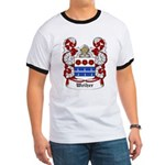 Weiher Coat of Arms Ringer T
