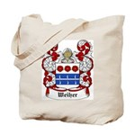 Weiher Coat of Arms Tote Bag