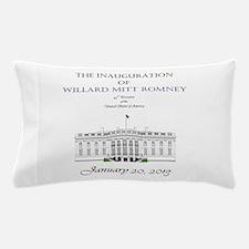 Inauguration of Willard Mitt Romney 2013 Pillow Ca