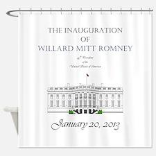 Inauguration of Willard Mitt Romney 2013 Shower Cu