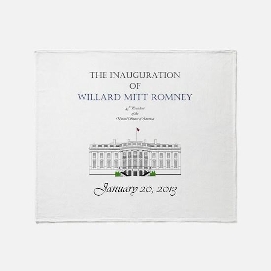 Inauguration of Willard Mitt Romney 2013 Stadium