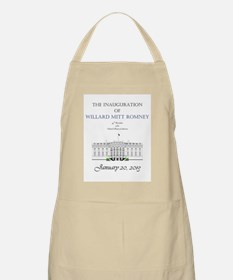 Inauguration of Willard Mitt Romney 2013 Apron