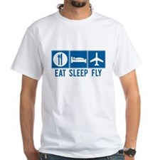 Eat Sleep Fly Shirt