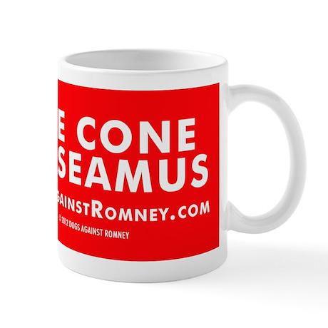 "Official DAR ""Cone of Seamus"" Coffee Mug"