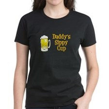 Daddy's Sippy Cup Tee