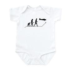 Pilot Evolution Baby Bodysuit