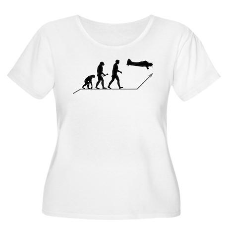 Pilot Evolution Women's Plus Size Shirt