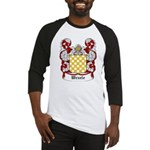 Wczele Coat of Arms Baseball Jersey