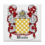 Wczele Coat of Arms Tile Coaster