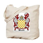 Wczele Coat of Arms Tote Bag