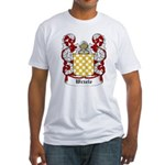 Wczele Coat of Arms Fitted T-Shirt