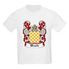 Wczele Coat of Arms Kids T-Shirt
