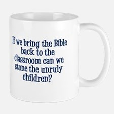 Stone The Unruly Children Mug