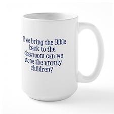 Stone The Unruly Children Mug