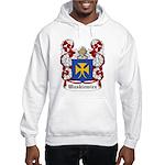 Waskiewicz Coat of Arms Hooded Sweatshirt