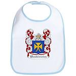 Waskiewicz Coat of Arms Bib