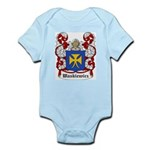 Waskiewicz Coat of Arms Infant Creeper