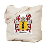 Waselrot Coat of Arms Tote Bag
