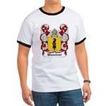 Waselrot Coat of Arms Ringer T