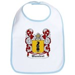 Waselrot Coat of Arms Bib