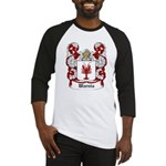 Warnia Coat of Arms Baseball Jersey