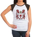 Warnia Coat of Arms Women's Cap Sleeve T-Shirt