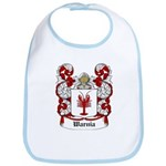 Warnia Coat of Arms Bib