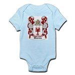 Warnia Coat of Arms Infant Creeper