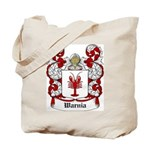 Warnia Coat of Arms Tote Bag