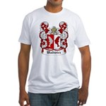 Wadwicz Coat of Arms Fitted T-Shirt
