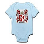 Wadwicz Coat of Arms Infant Creeper