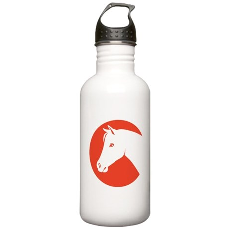 Horse Stainless Water Bottle 1.0L