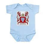 Twardost Coat of Arms Infant Creeper