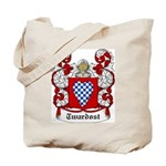 Twardost Coat of Arms Tote Bag