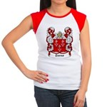 Turno Coat of Arms Women's Cap Sleeve T-Shirt