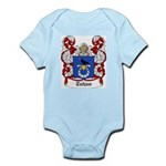 Tuhan Coat of Arms Infant Creeper