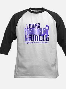 I Wear Periwinkle 6.4 Esophageal Cancer Tee